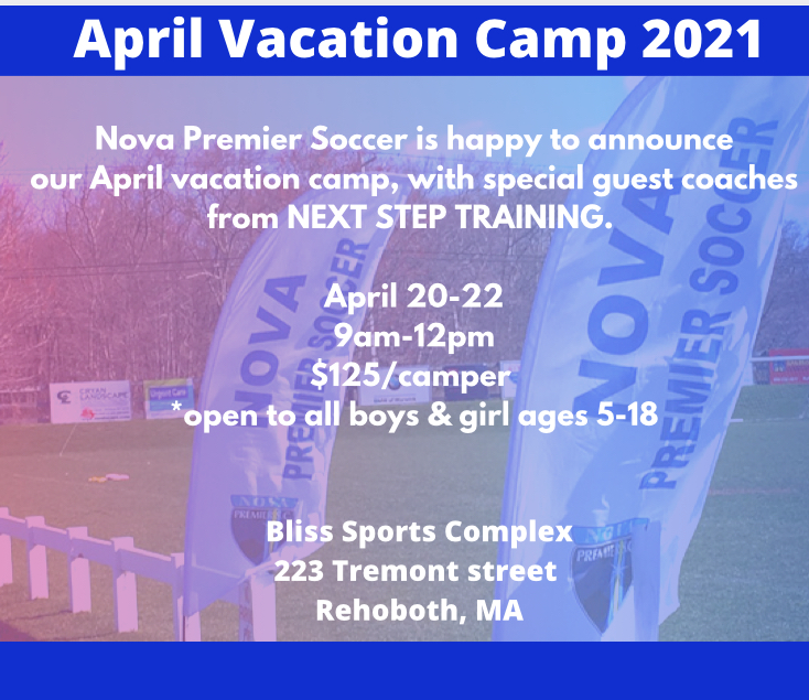 Spring Vacation Camp 2021